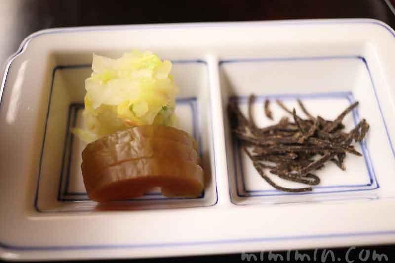漬物|赤坂 菊乃井の懐石・ディナー(京料理)の写真