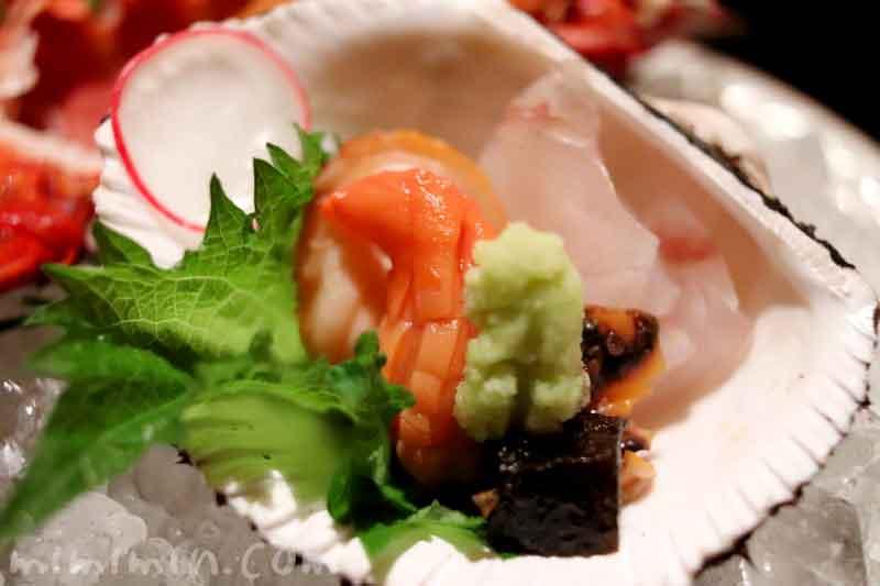 赤貝|恵比寿 くろいわの画像