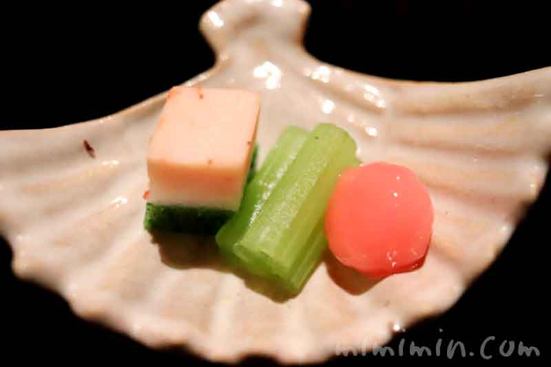 八寸|恵比寿 くろいわ|懐石・日本料理の写真