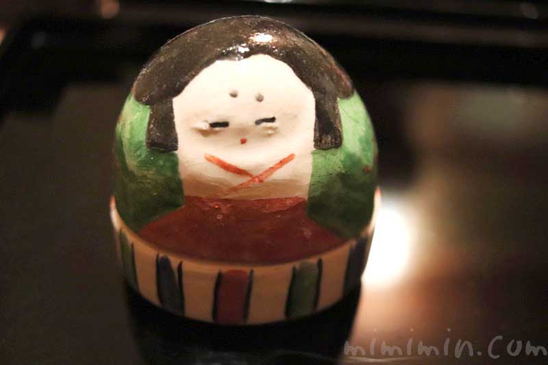 雛人形の器|恵比寿 くろいわ|懐石・会席・日本料理の写真
