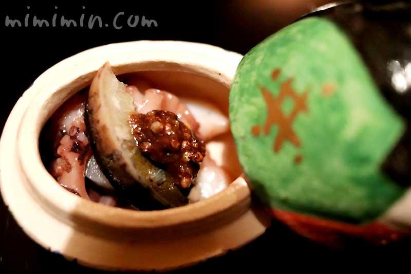 飯蛸|恵比寿 くろいわ|懐石・日本料理の画像