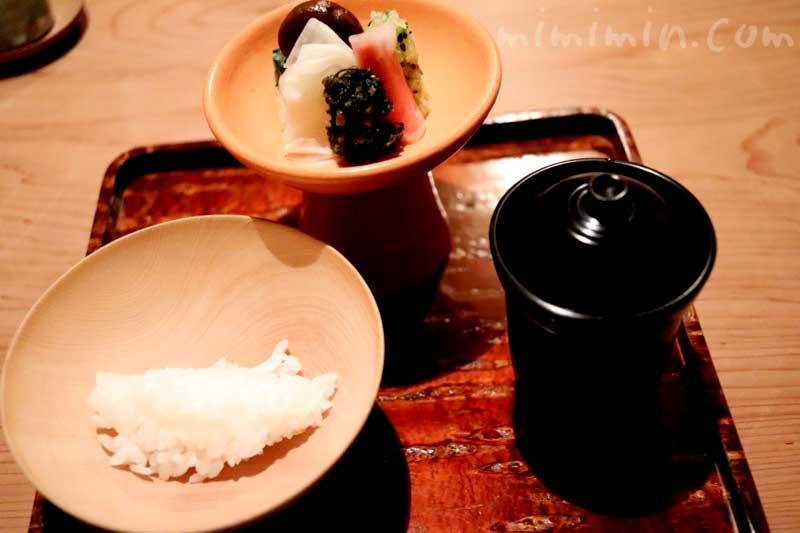 御食事|恵比寿 くろいわ|懐石・日本料理の画像