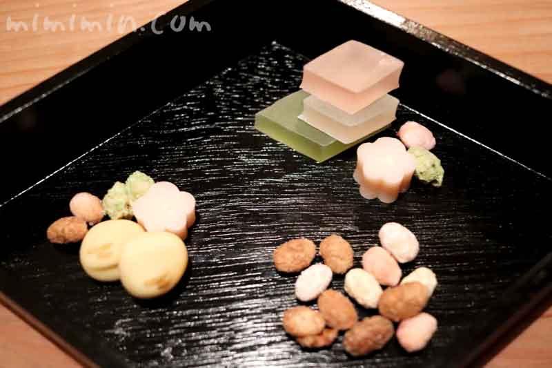 干菓子|恵比寿 くろいわの写真