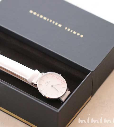 ダニエルウェリントンの時計(ファッションウォッチ) の春キャンペーン