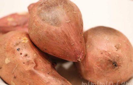 焼き芋の画像