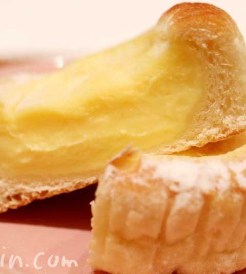 シェリュイのクリームパン|代官山のケーキとパンのお店