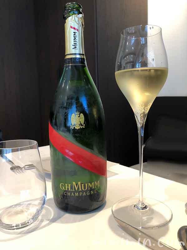シャンパン|G.H.マム・グラン・コルドンの画像