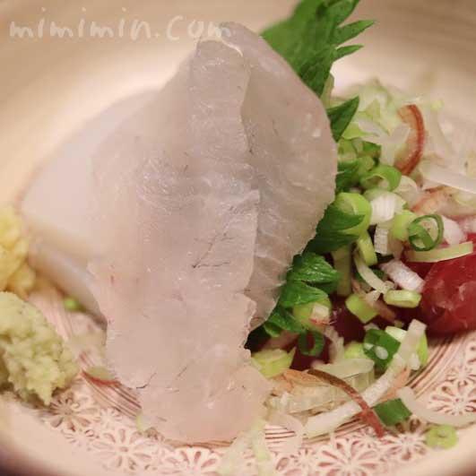 刺し身|日本料理 TAKEMOTO (タケモト) 代官山の画像