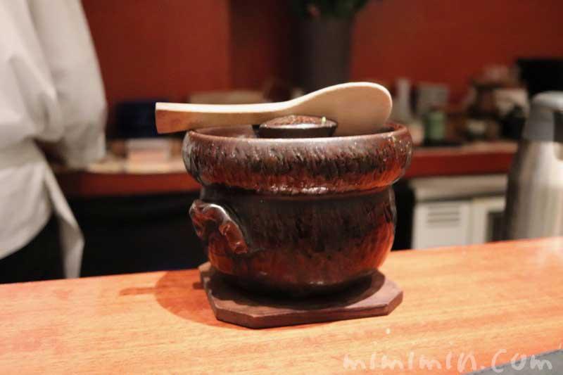 炊き込みご飯|日本料理 TAKEMOTO (タケモト)のディナー|代官山の和食|おまかせコースの写真