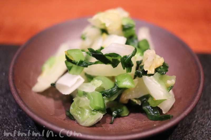 漬物|日本料理 TAKEMOTO (タケモト)のディナーの写真