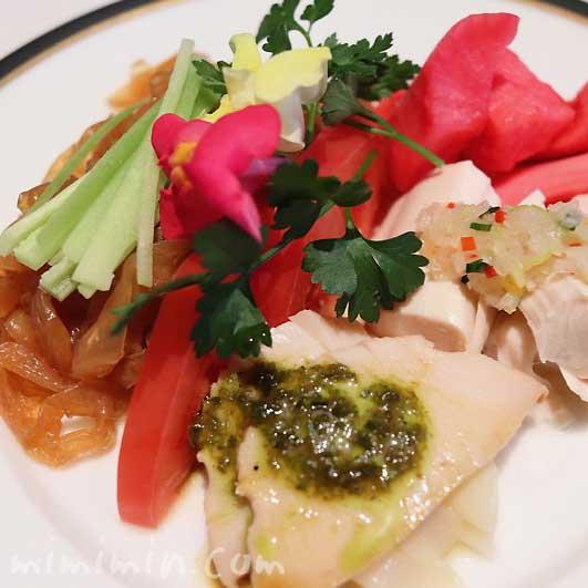 冷菜の盛り合わせ|星ヶ岡(ザ・キャピトルホテル 東急・中華)の写真