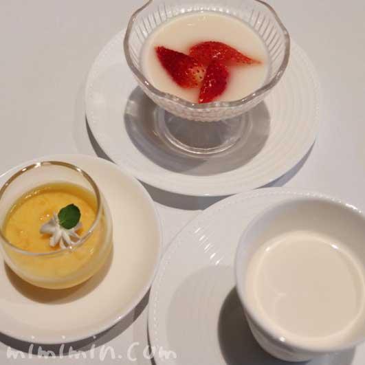 デザート|星ヶ岡(ザ・キャピトルホテル 東急・中華)のオーダーバイキングの写真