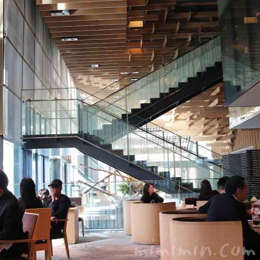 ラウンジ「ORIGAMI」|キャピトルホテル東京の写真