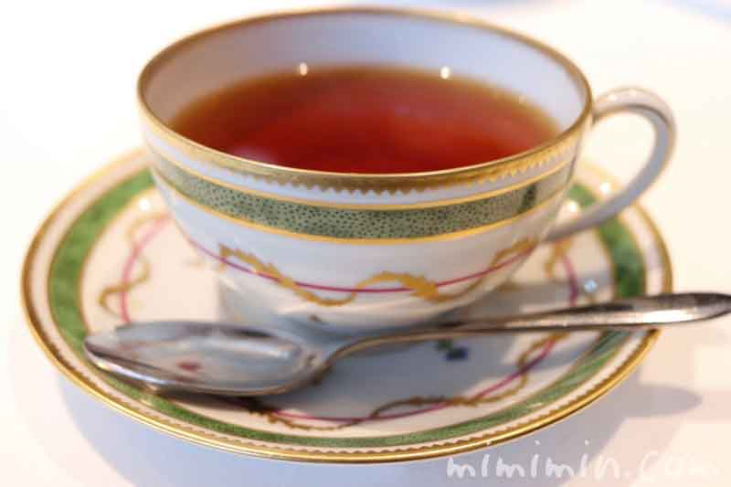 紅茶|レクテのランチ|代官山 フレンチの画像