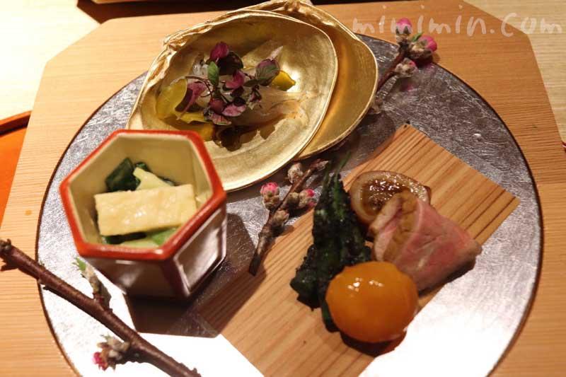八寸|紀風のランチ|恵比寿の和食・会席・懐石料理の画像