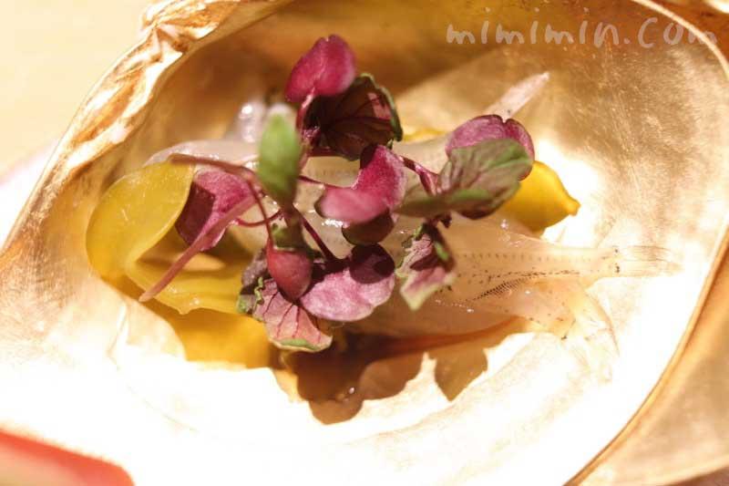 紀風のランチの八寸|恵比寿の懐石料理の写真