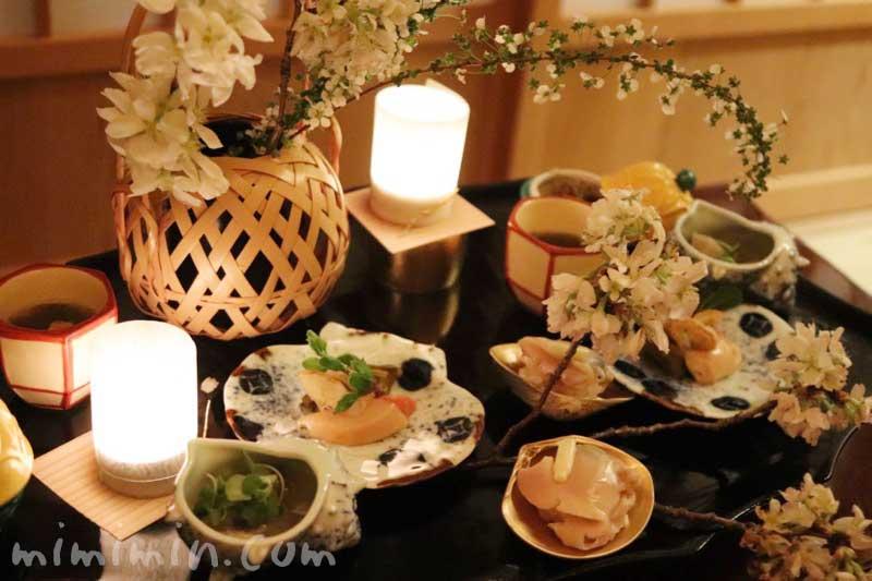 八寸|恵比寿 くろいわ|日本料理の写真