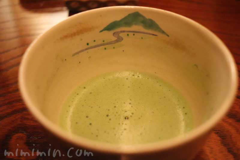 お抹茶|恵比寿 くろいわの写真