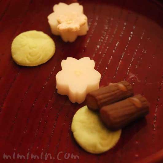 干菓子|恵比寿 くろいわ|懐石の画像