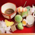八寸|菊乃井の懐石料理|赤坂の写真
