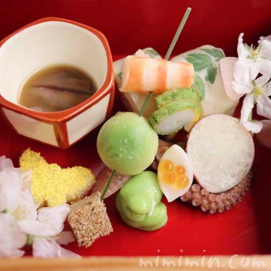 八寸|菊乃井の懐石|赤坂の画像
