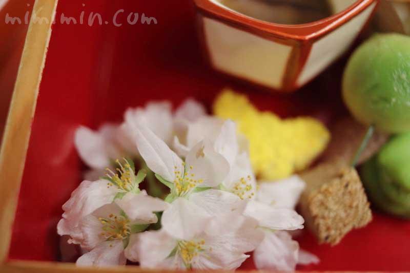菊乃井の懐石料理の写真