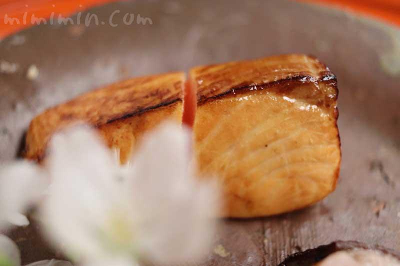 桜鱒の燻焼き|菊乃井|赤坂の画像