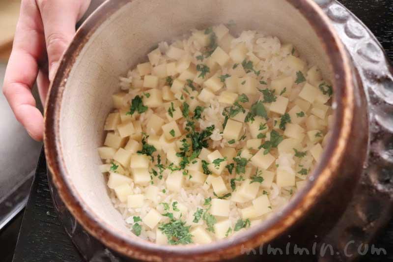 筍御飯 木の芽|菊乃井の懐石料理|赤坂の画像