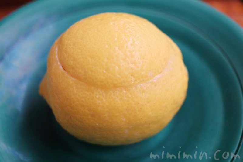 杏仁豆腐 レモンカード|菊乃井の懐石料理|赤坂の写真