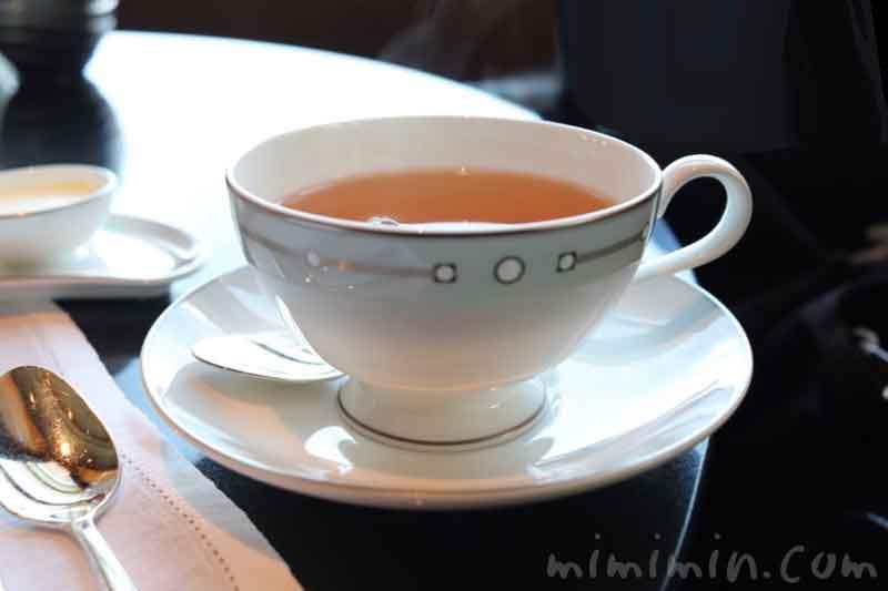 ザ・リッツ・カールトン アフタヌーンティーの紅茶の画像