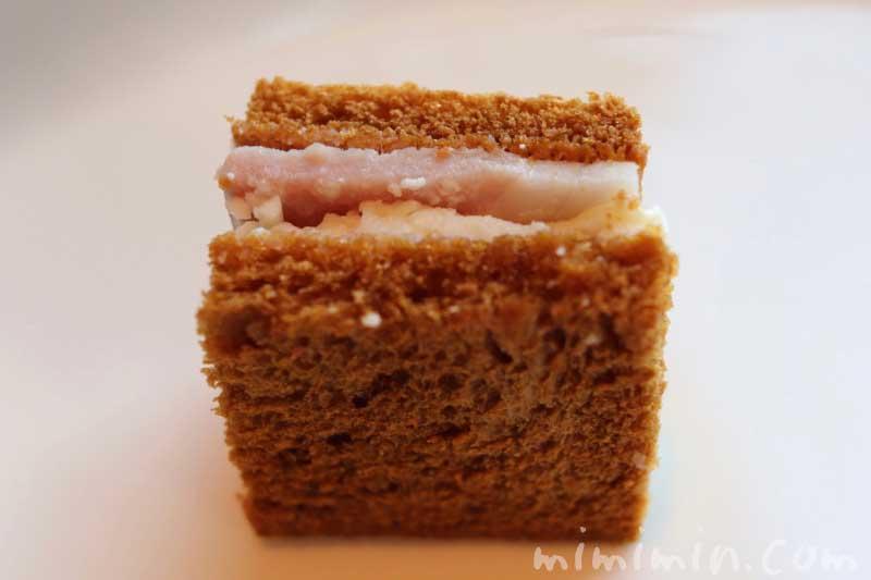 フィンガーサンドウィッチ ハム&チーズ|ザ・リッツ・カールトン東京の桜アフタヌーンティーの画像