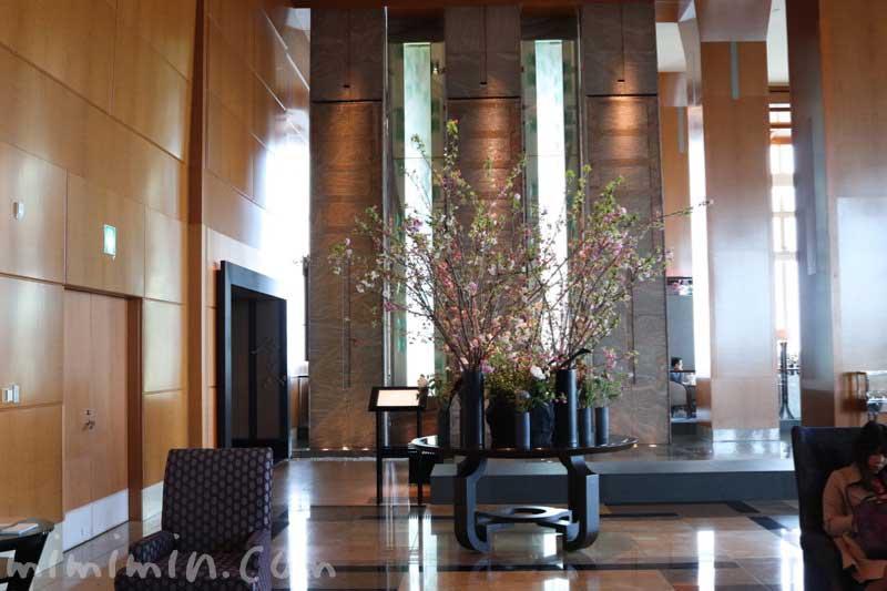 ザ・リッツ・カールトン東京の桜アフタヌーンティー|ザ・ロビーラウンジ&バー|六本木の画像