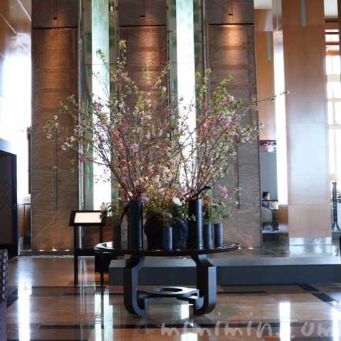 ザ・リッツ・カールトン東京の桜アフタヌーンティー|六本木