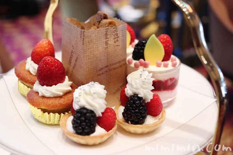 スイーツ|ウェスティンホテル東京のクラシカル・アフタヌーンティー(ザ・ラウンジ)の画像