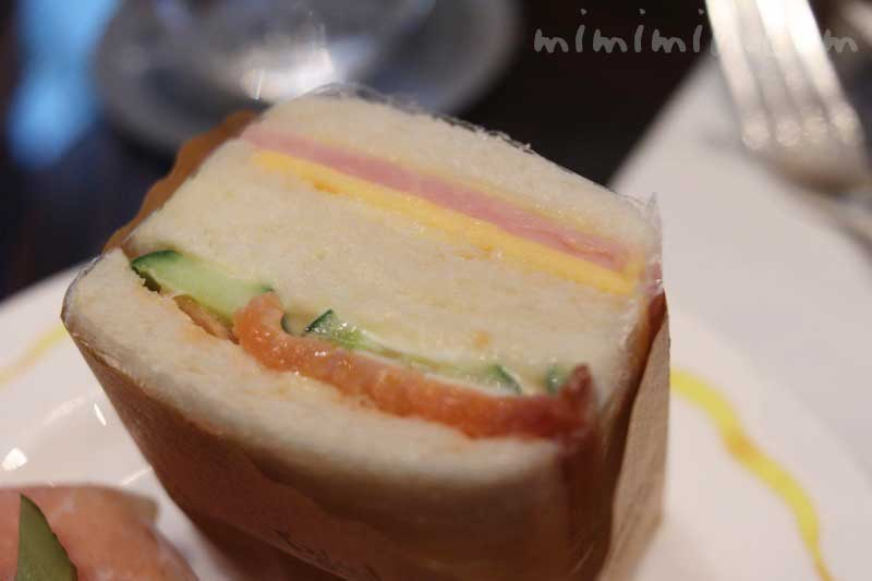 サンドウィッチ|ウェスティンホテル東京のクラシカル・アフタヌーンティーの画像