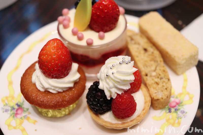 スイーツ|ウェスティンホテル東京のクラシカル・アフタヌーンティー(恵比寿)の写真