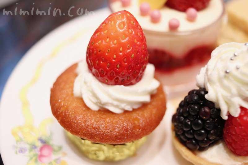 イチゴケーキ|ウェスティンホテル東京のクラシカル・アフタヌーンティーの画像