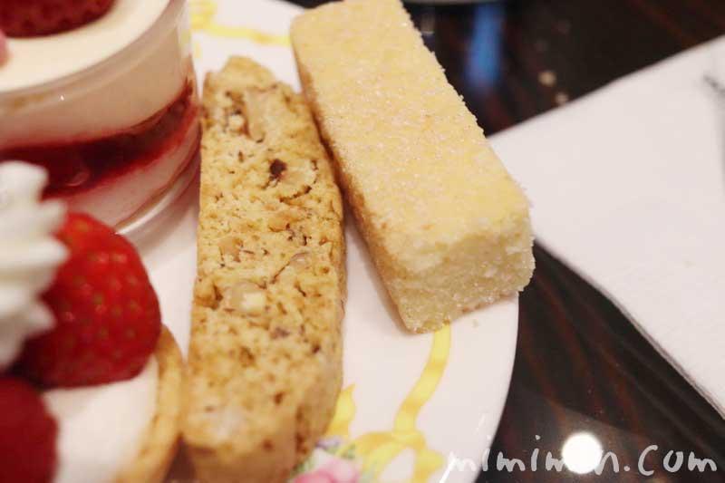 ビスコッティ|ウェスティンホテル東京のクラシカル・アフタヌーンティー