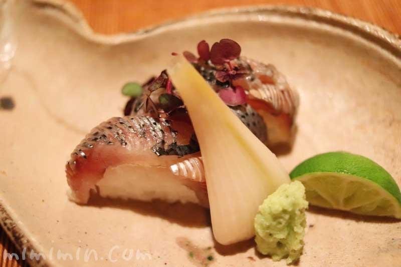 寿司|くろいわ ディナー|恵比寿の懐石料理の画像