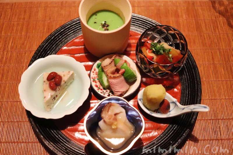 八寸|くろいわ|恵比寿の懐石料理・会席の画像