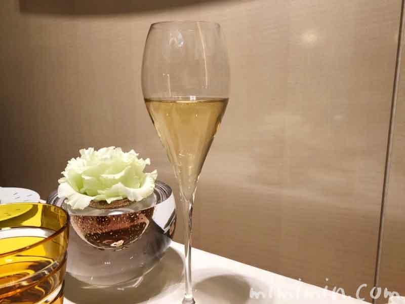 シャンパン|ロオジエ|銀座 フレンチの画像