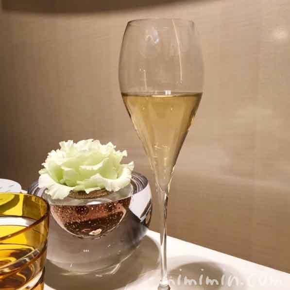 シャンパン|ロオジエ|銀座の写真