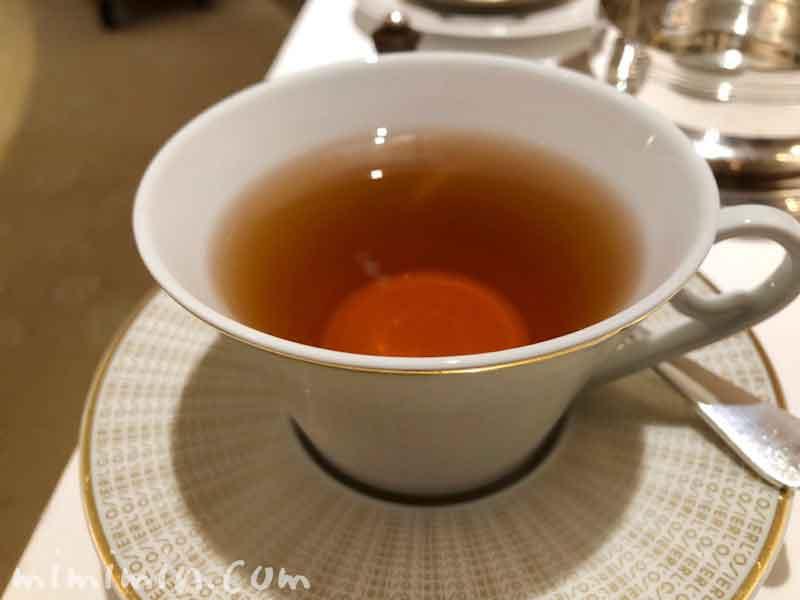 紅茶|ロオジエ|銀座 フレンチの写真