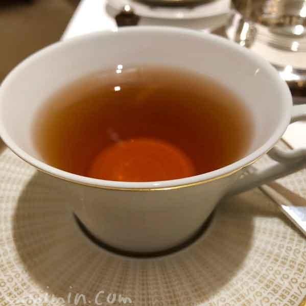 紅茶|ロオジエ|銀座の画像