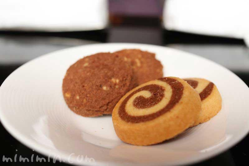 マンダリンバー(マンダリンホテル東京)のクッキーの画像