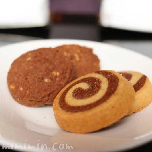 マンダリンバー(マンダリンホテル東京)のお茶菓子の写真