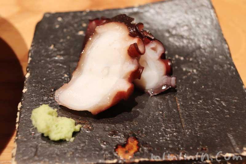 タコ|松栄 恵比寿本店 おまかせコースの画像