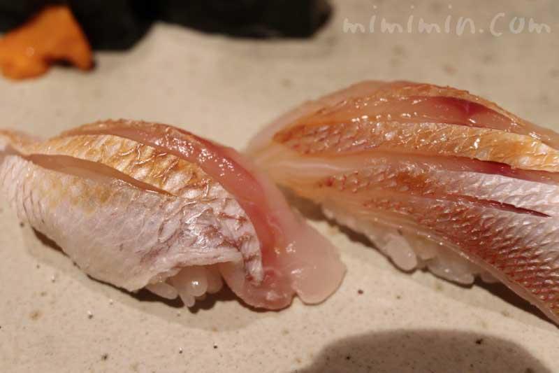 握り寿司|松栄 恵比寿本店個室|おまかせコースの写真