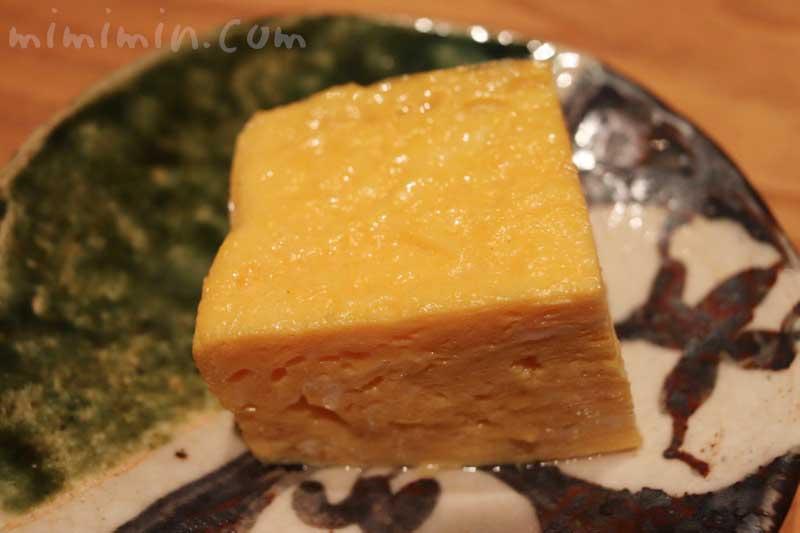 卵焼き|松栄 恵比寿本店の個室 ディナーの画像