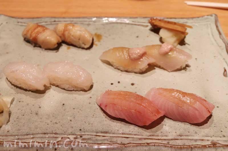握り寿司|松栄 恵比寿本店 おまかせコースの画像